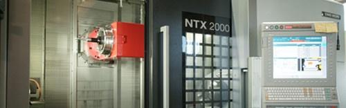 複合加工機 NTX2000