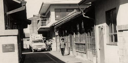 鴻巣工場(1960年)